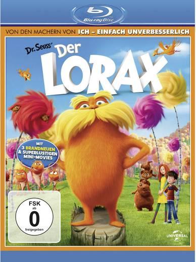 Blu-ray Der Lorax USK 0