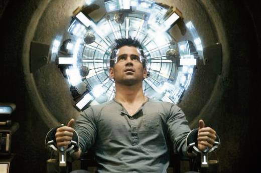 DVD Total Recall (2012)
