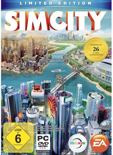 PC SimCity - Limited Edition