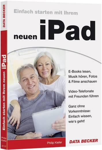 Einfach Starten mit Ihrem neuen iPad Data Becker 978-3-815-83117-5