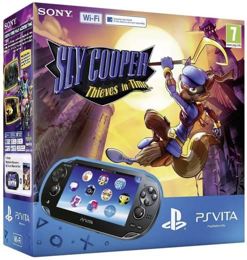 PSVitaWi-Fi + Sly Cooper: Jagd durch die Zeit
