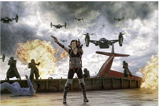 Resident Evil: Retribution (Single Edition)