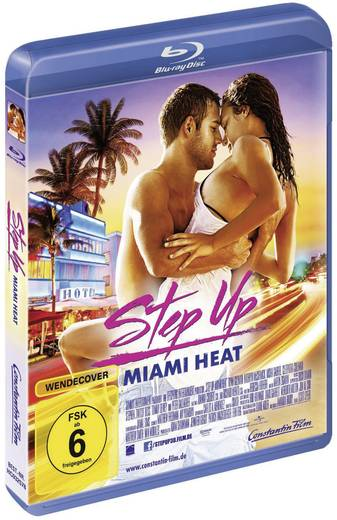 blu-ray Step Up: Miami Heat FSK: 6