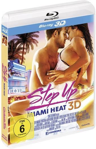 blu-ray 3D Step Up: Miami Heat FSK: 6