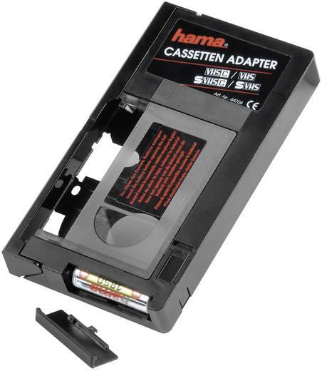 vhs c kassetten adapter hama 44704. Black Bedroom Furniture Sets. Home Design Ideas
