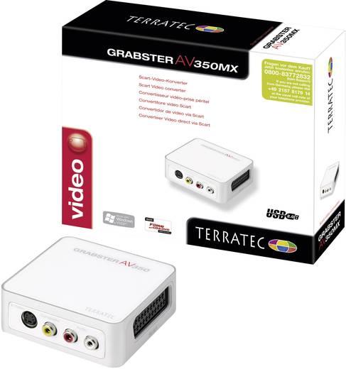Video Grabber Terratec Grabster AV 350 MX inkl. Video-Bearbeitungssoftware