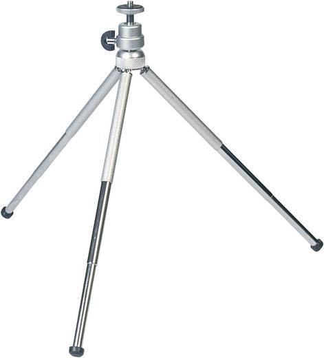 Tischstativ Kaiser Fototechnik Multi-Level 1/4 Zoll Arbeitshöhe=9 - 27.5 cm Silber Kugelkopf