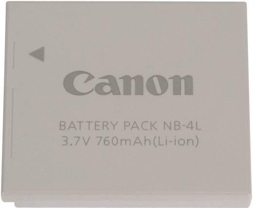 Canon NB-4L Akku