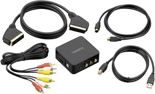 Video Grabber Terratec USB G3 inkl. Video-Bearbeitungssoftware