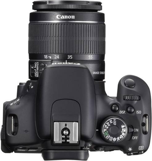 canon eos 600d digitale spiegelreflexkamera 18 55 mm is ii objektiv stativ tasche kaufen. Black Bedroom Furniture Sets. Home Design Ideas