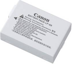 Image of Camera battery Canon replaces original battery LP-E8 7.2 V 1120