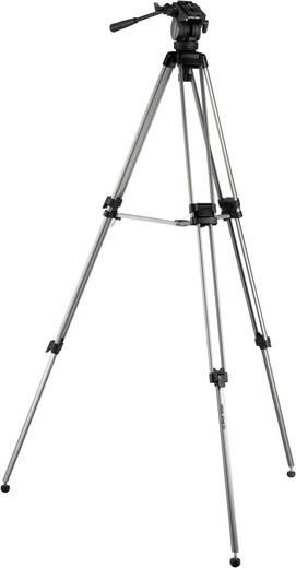 Dreibeinstativ Cullmann ALPHA 9000 1/4 Zoll Arbeitshöhe=73 - 156 cm Schwarz inkl. Tasche