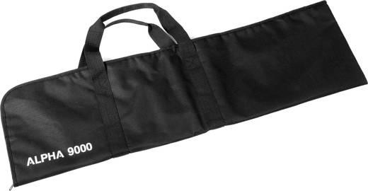 Dreibeinstativ Cullmann 52190 1/4 Zoll Arbeitshöhe=73 - 156 cm Schwarz inkl. Tasche