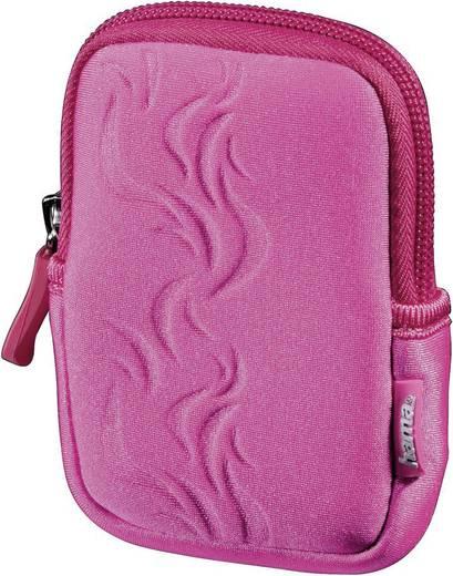 Hama Fancy Neopren Flame 50E Kameratasche; Pink