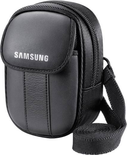 Samsung WB150F + étui Samsung EA-PCC9U11B Digitalkamera 14.0 Mio. Pixel Schwarz