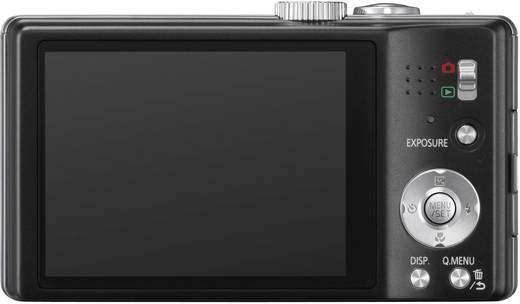 Panasonic DMC-TZ25EG Schwarz
