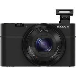 Digitální fotoaparát Sony Cyber-Shot DSC-RX100, 20.2 MPix, Zoom (optický): 3.6 x, černá