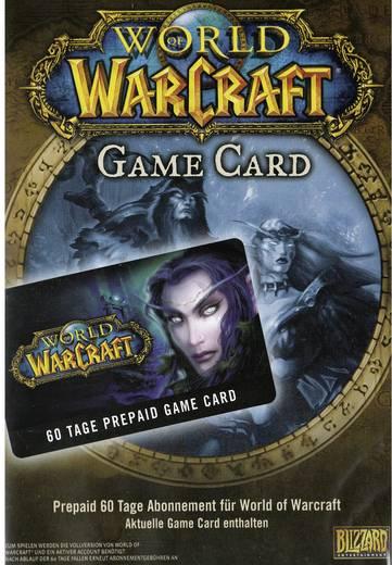 World of Warcraft 60 Tage Gametime Card PC USK: 0