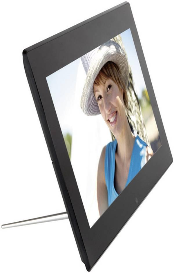 Intenso Media Center Digitaler Bilderrahmen 39.6 cm 15.6 Zoll 1366 x ...