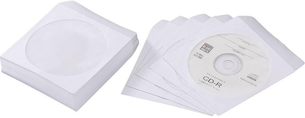 Fabulous CD Hülle 1 CD/DVD/Blu-Ray Papier Weiß 50 St. kaufen HK23