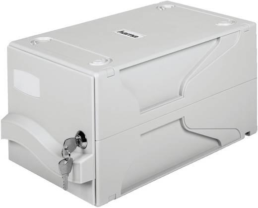 Hama CD Box 160 CDs/DVDs/Blu-rays Kunststoff Computer-Grau 1 St. (L x B x H) 325 x 193 x 167 mm 49992