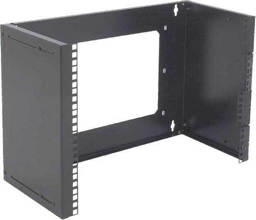 19 Zoll Netzwerkschrank Digitus Professional DN-19 PB-8U (B x H x T) 530 x 384 x 350 mm 8 HE Schwarz