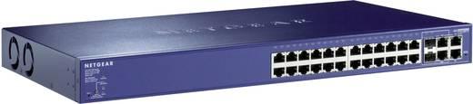 19 Zoll Netzwerk-Switch RJ45/SFP Netgear JGS524 24 + 2 Port 1 GBit/s PoE-Funktion