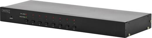 8 Port KVM-Umschalter VGA USB, PS/2 1280 x 1024 Pixel DS-23200-1 Digitus