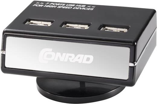 """7 Port USB 2.0 Hub """"Desk"""""""