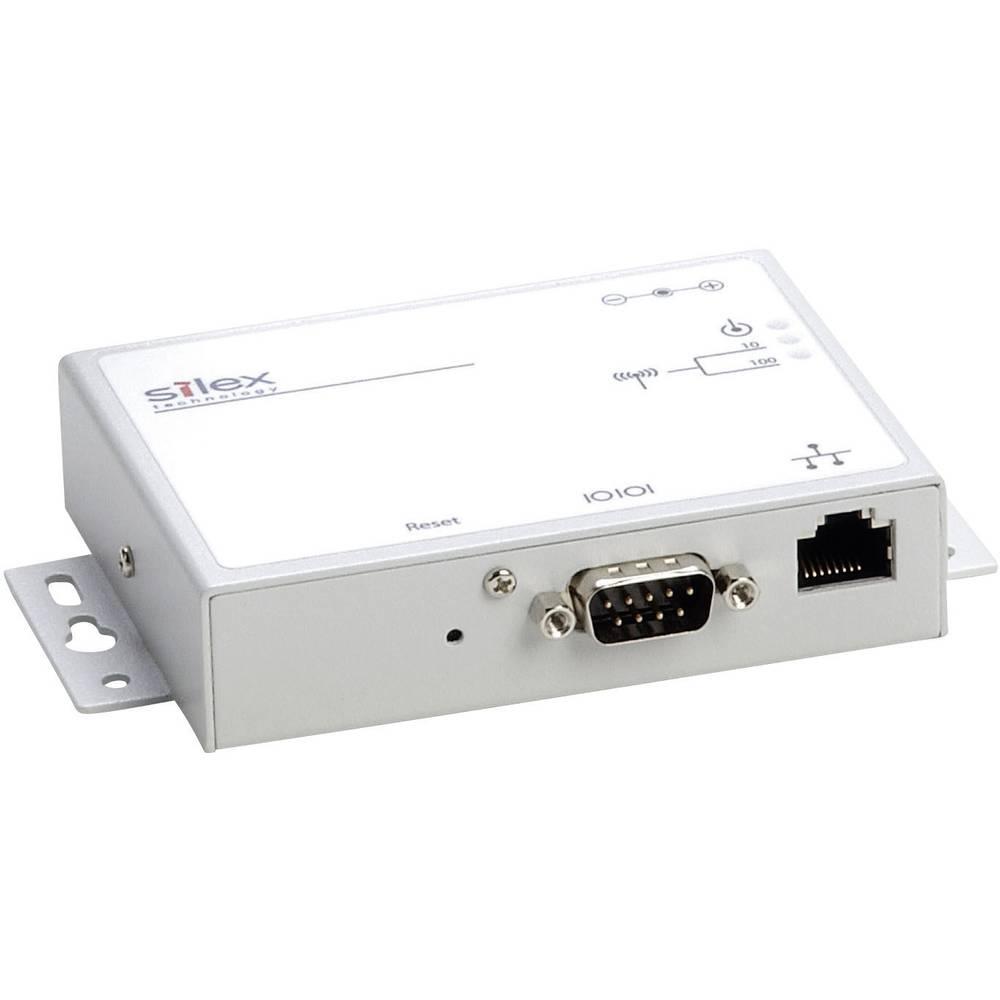 Convertisseur réseau pour port série Silex SX 500 0033