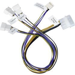 Prepojovací kábel k PC ventilátoru PC vetrák Akasa AK-CB002 AK-CB002, 30.00 cm