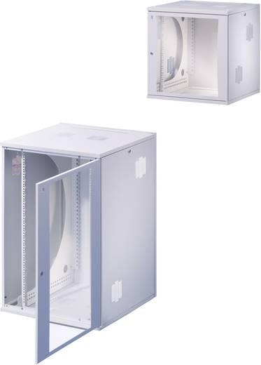 19 Zoll Netzwerkschrank Rittal FlatBox (B x H x T) 600 x 492 x 400 mm 9 HE Lichtgrau (RAL 7035)