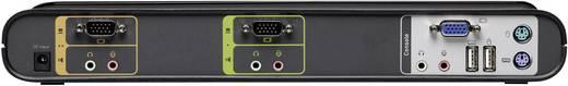 2 Port KVM-Umschalter VGA USB, PS/2 2048 x 1536 Pixel KVM-Switch Linksys