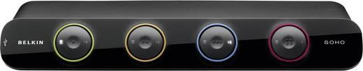 Linksys KVM-Switch 4 Port KVM-Umschalter VGA USB 2048 x 1536 Pixel