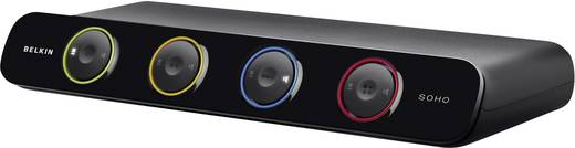 4 Port KVM-Umschalter DVI USB 2048 x 1536 Pixel F1DD104Lea Linksys