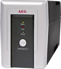UPS 700 VA, AEG Power Solutions PROTECT A.700