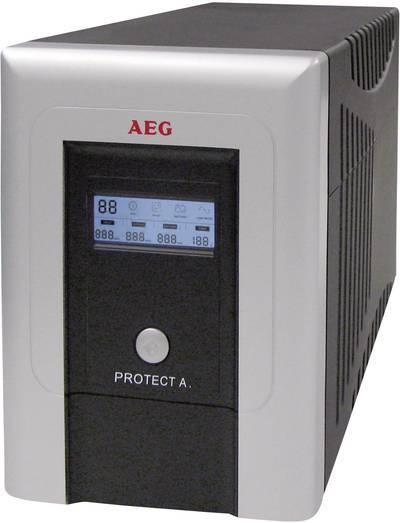 UPS 1400 VA AEG Power Solutions PROTECT A.1400
