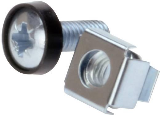 19 Zoll Netzwerkschrank-Befestigungsmaterial Digitus Professional DN-19 SET-S Silber