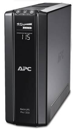 Image of USV 1200 VA APC by Schneider Electric Back UPS BR1200GI