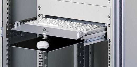 19 Zoll Netzwerkschrank-Schublade 2 HE Rittal 7281.035 Lichtgrau (RAL 7035)