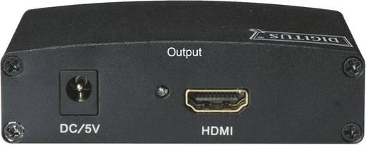 Digitus Multimedia Konverter VGA+Cinch-Audio zu HDMI