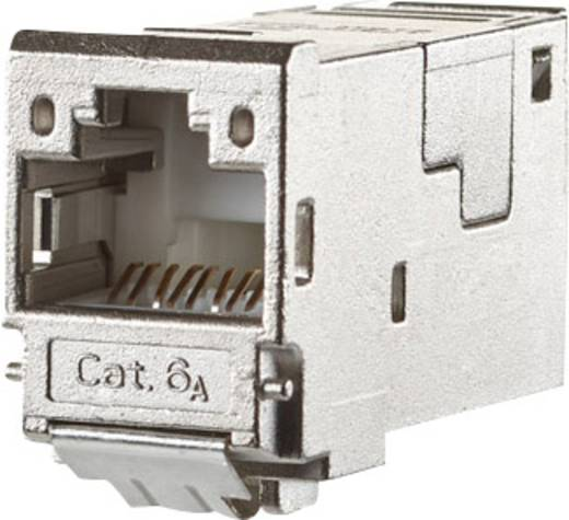 RJ45-Einbaumodul E-Dat CAT 6a Metz Connect 130910-I