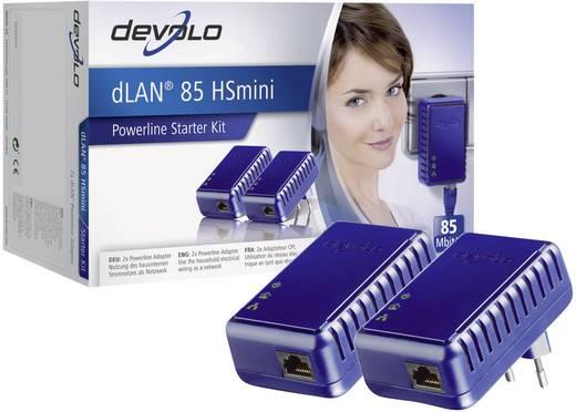 devolo dLAN® 85 HSmini Powerline Starter Kit