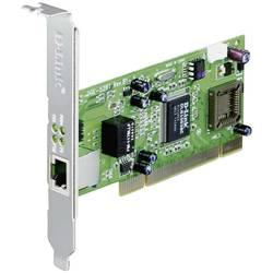 Sieťová karta 1 GBit/s D-Link DGE-528T PCI, LAN (10/100/1000 Mbit / s)
