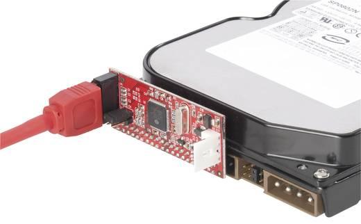 Schnittstellen-Konverter [1x SATA-Stecker 7pol. - 1x IDE-Buchse 40pol.] 974452