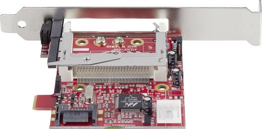 Schnittstellen-Konverter [1x CompactFlash-Stecker 50pol. - 1x SATA-Stecker 7pol.] 28554C33