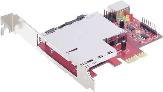Schnittstellen-Konverter [1x PCIe - 1x ExpressCard-Slot]