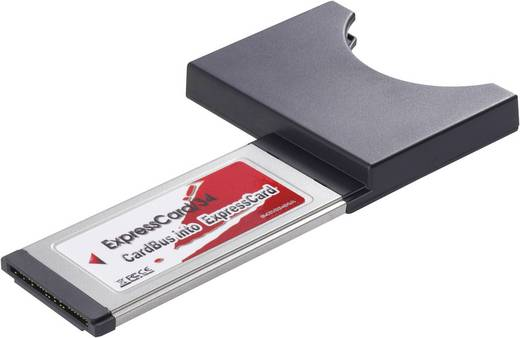 Schnittstellen-Konverter [1x CardBus-Slot - 1x ExpressCard-Slot] EK-108
