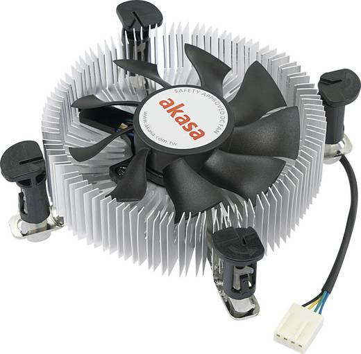 Akasa AK-CCE-7106HP CPU-Kühler mit Lüfter