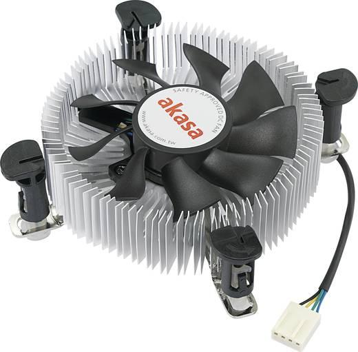 CPU-Kühler mit Lüfter Akasa AK-CCE-7106HP